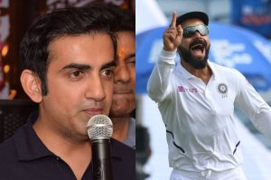 Ganguly, Dhoni had defensive mindsets to draw matches, Kohli looks for win: Gambhir