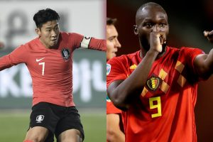 Goal feasts in day one of international break; Iran score 14, Belgium net nine
