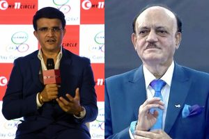 BCCI acting president welcomes appointment of Sourav Ganguly