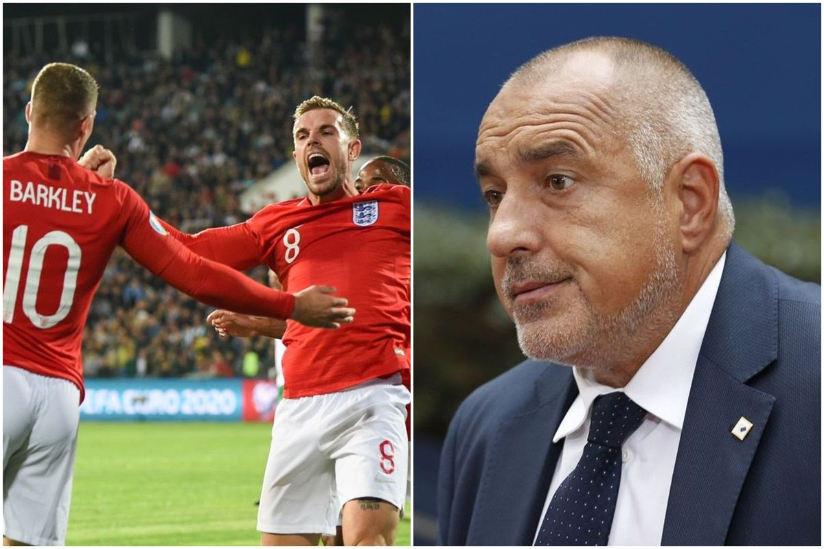 Bulgaria vs England: Bulgarian PM asks country's football chief to quit after racial abuse