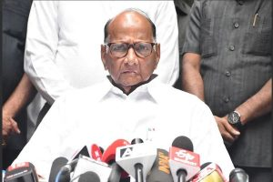 Maharashtra Assembly polls: 'People did not like arrogance of power,' says Sharad Pawar