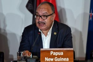 Arrest warrant issued against Papua New Guinea ex-PM Peter O'Neill