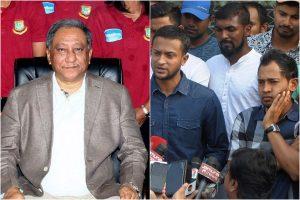 'Conspiracy to sabotage India tour', alleges Bangladsh Cricket President