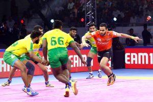PKL 7 Update: U Mumba inch Tamil Thalaivas 36-32; Delhi maintains top spot despite losing to Bengal