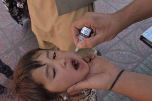 Polio cases in Pakistan climbs to 72