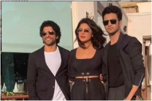 Priyanka Chopra shares hilarious video clip from The Sky Is Pink movie