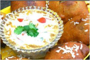 How to make wheat flour sweet puas?