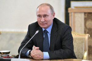 Russian President Vladimir Putin to visit UAE next week