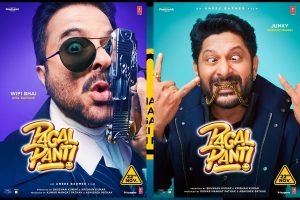 Pagalpanti releases teaser and character posters from film
