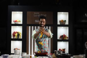 From Chhattisgarh to Maharashtra to Kerala, Celebrity chef Ranveer Brar shares his passion for cooking