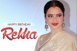 Happy Birthday Rekha: B-town celebs wish the legend on 65th birthday