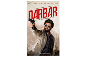 Rajinikanth starrer 'Darbar' new poster out