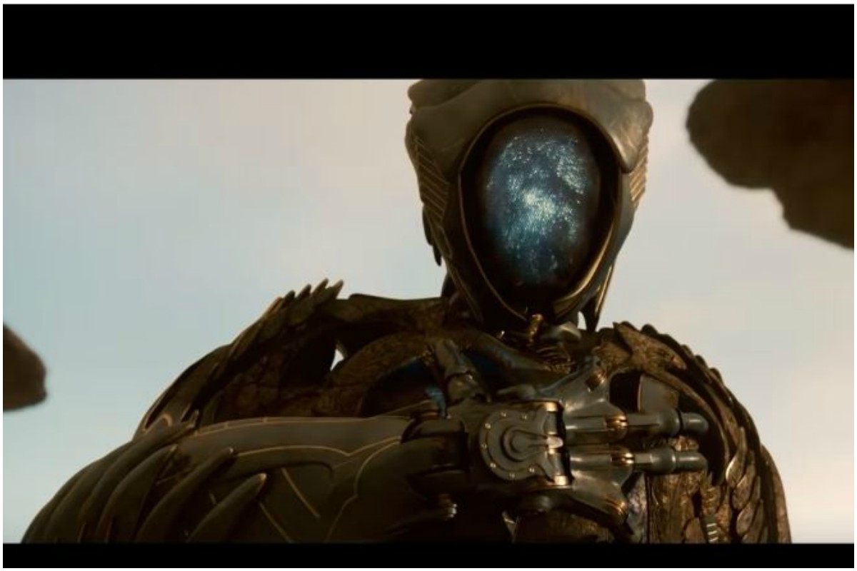Lost in Space 2   Have You Seen Our Robot? Trailer   Netflix