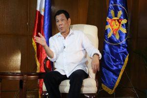 Phillipines President Rodrigo Duterte hurt in motorcycle accident