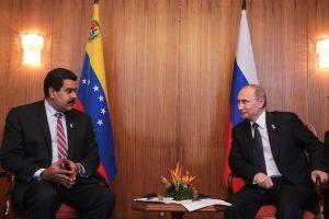 Russia, Venezuela boost military ties