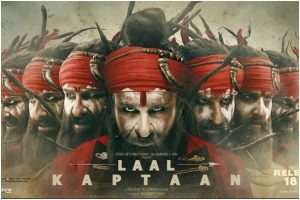 Saif Ali Khan as Ravana in new poster of Laal Kaptaan