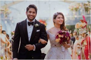 Samantha Akkineni, Naga Chaitanya celebrate marriage anniversary today