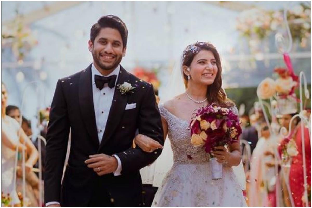 Samantha Akkineni, Naga Chaitanya, Rana Daggubati, marriage anniversary