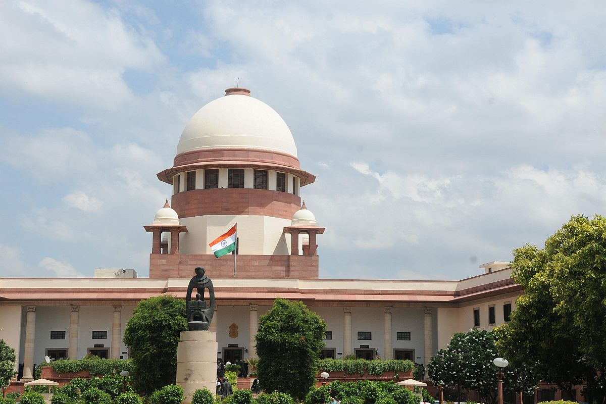 'Same 200 square metre site can be handed over for construction of Ravidas temple,' Centre tells SC