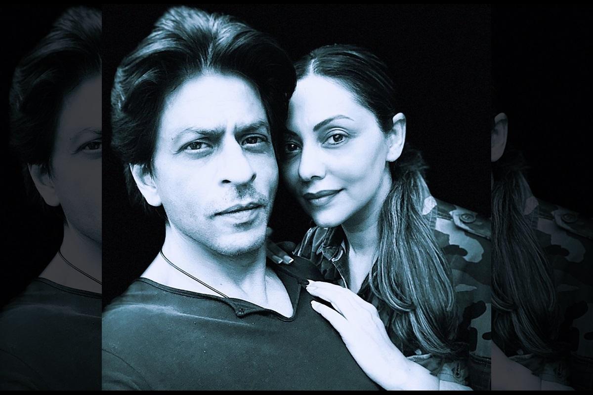 Monochrome, AbRam Khan, Suhana khan, Aryan Khan, Netflix, Zero, David Letterman, social media, King khan, Superstar, SRK, Shahrukh Khan, Gauri Khan, Wedding Anniversary,