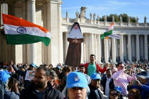 Kerala nun Sister Mariam Thresia, 4 others declared Saints by Pope Francis at Vatican