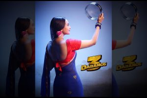 Sonakshi Sinha shares new Karwa Chauth poster for Salman Khan's Dabangg 3