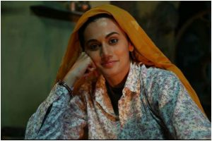 'Saand Ki Aankh is for women like my mother', says Taapsee Pannu