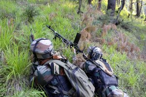 Pakistan violates ceasefire along LoC in Jammu and Kashmir