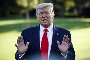 Donald Trump calls impeachment probe 'a lynching'