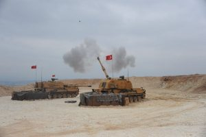 Over 50 killed as Turkey-Syria offensive continues
