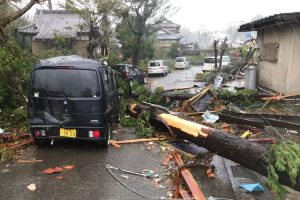 Death toll climbs to 70 as typhoon Hagibis hits Japan; worst in 6 decades