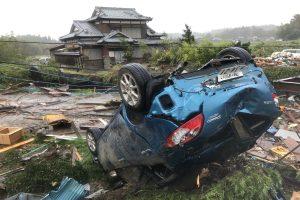 Rescue efforts underway in Japan after Typhoon Hagibis leaves dozens dead