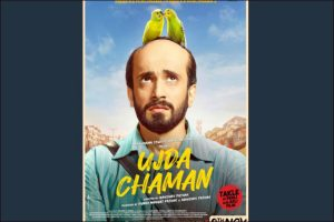 Sunny Singh starrer 'Ujda Chaman' new poster out!