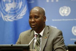 UN General Assembly mourns death of its former president