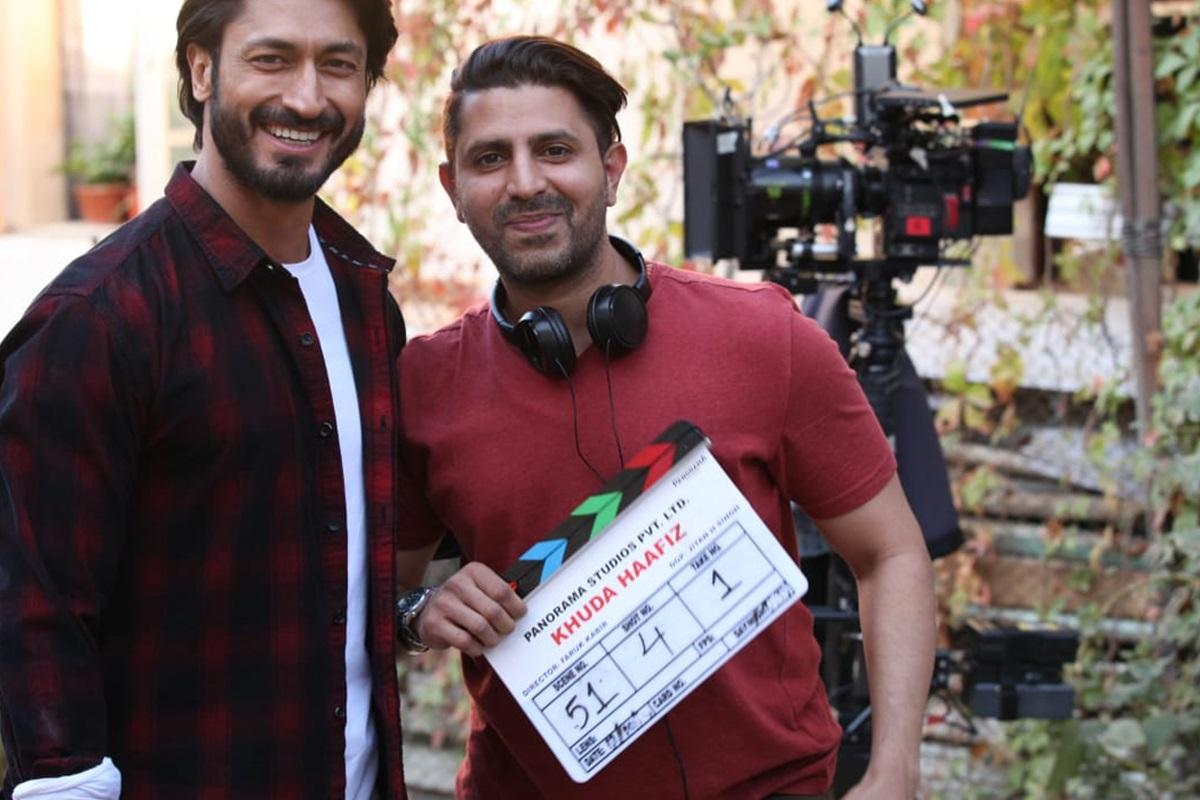 Vidyut Jammwal starts shooting for 'Khuda Hafiz' in Uzbekistan
