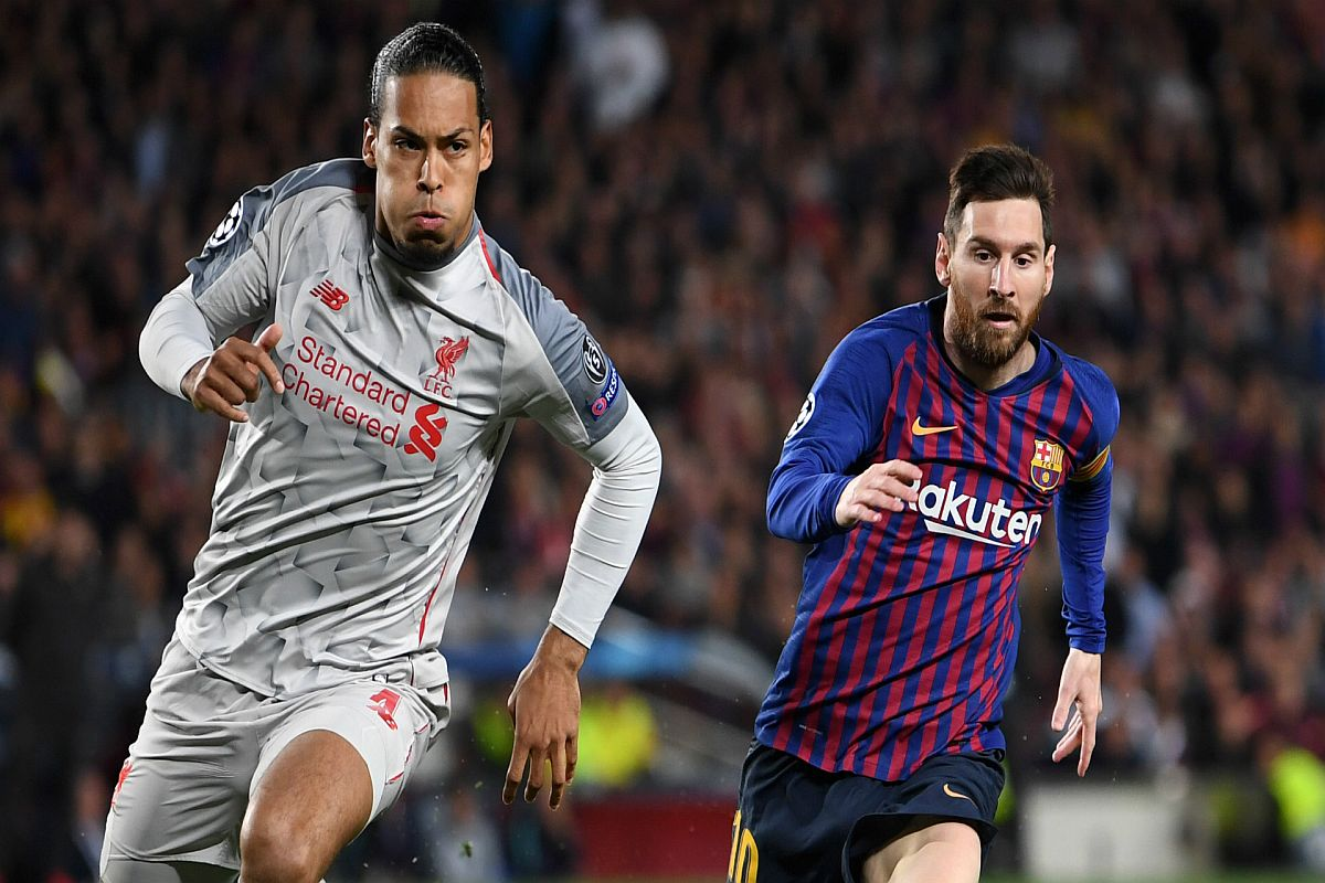 Virgil van Dijk names two toughest opponents he's faced