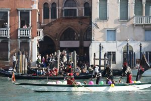 Venice presents plan to tackle climate change at C40 World Mayors Summit