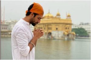 Vicky Kaushal visits Golden Temple in Amritsar before Sardar Udham Singh second schedule roll-out
