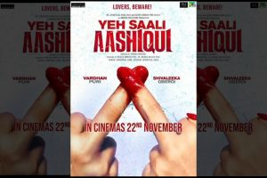 Amrish Puri's grandson Vardhan and Shivaleeka Oberoi make acting debut with romantic-thriller 'Yeh Saali Aashiqui'