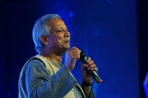Bangladesh court issues arrest warrant against Nobel laureate Muhammad Yunus