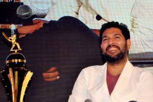'Yuvraj Singh's taking part has doubled interest in Abu Dhabi T10'