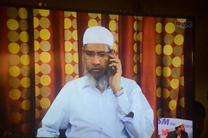 'Unfortunate NIA linked me to terror without any evidence': Zakir Naik