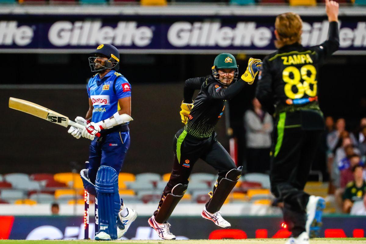Australia, Sri Lanka, T20I, Glenn Maxwell,