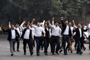 Plea filed against Delhi police for protesting after Tis Hazari incident