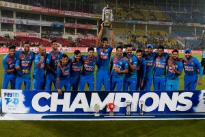 India vs Bangladesh, 3rd T20I: Men in Blue win by 30 runs, seal series 2-1