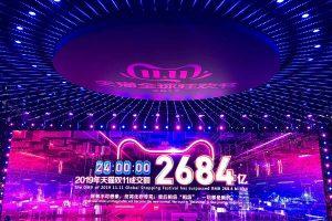 Alibaba Singles' Day sales set new record of $38.38 billion