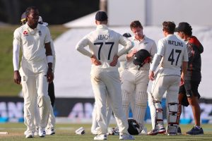 NZ vs Eng, 1st Test: New Zealand 144 for 4 at stumps, trail by 209 runs