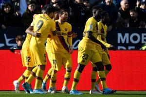 La Liga 2019-20 Update: Barcelona, Real Madrid register wins