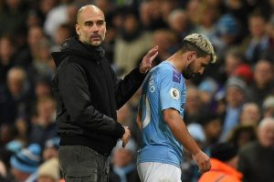 'Sergio Aguero will miss Manchester derby', says manager Pep Guardiola