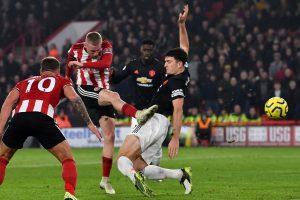 Sheffield United hold Manchester United 3-3; Ole Gunnar Solskjaer praises fighting spirit